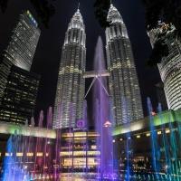 Encontrándome con Kuala Lumpur